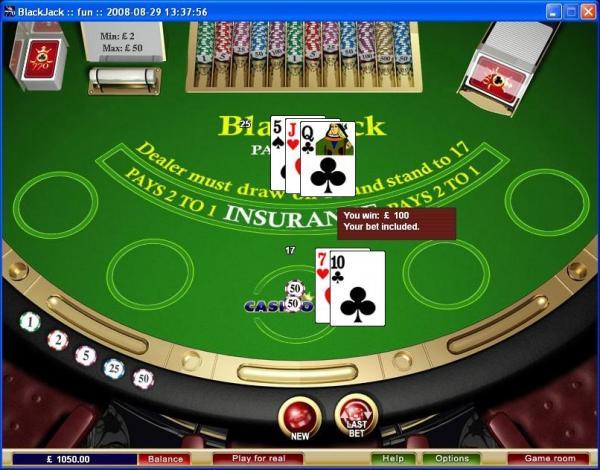 Play Blackjack at Online Casinos