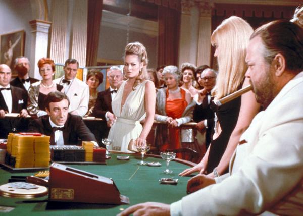 Baccarat casino games online