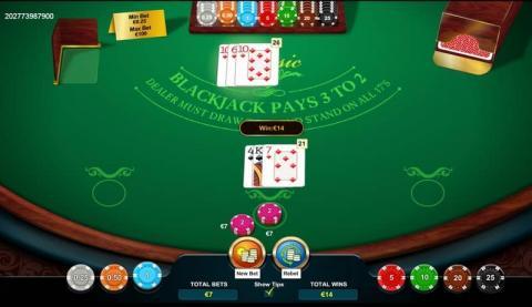 online blackjack im bet at home