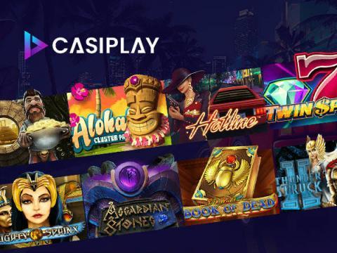 Casiplay Casino Spiele
