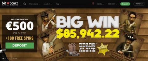 Bitstarz Casino Testbericht