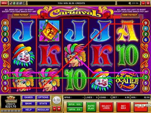 jackpot city slot games
