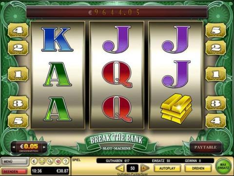 Break the Bank Slot online