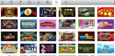 Casino.com casual games