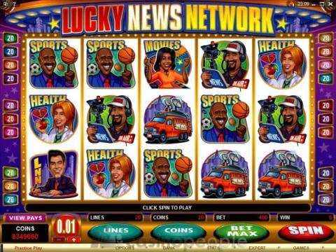 All Slots Casino Spieleauswahl