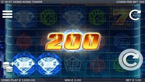 HongKong Online Spielautomaten