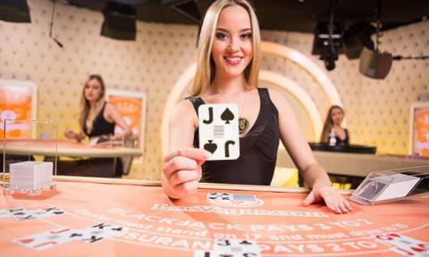 Live Dealer Casino in Leovegas