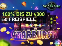 Wixstars Starburst Angebot